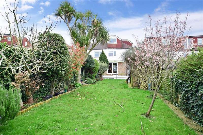 5 Bedrooms Semi Detached House for sale in Foredown Drive, Portslade, East Sussex