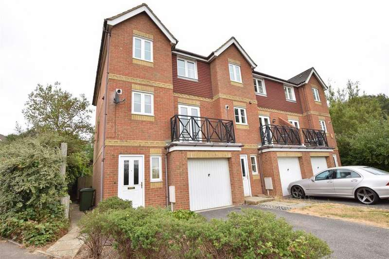 4 Bedrooms End Of Terrace House for sale in Helmsman Rise, St Leonards On Sea