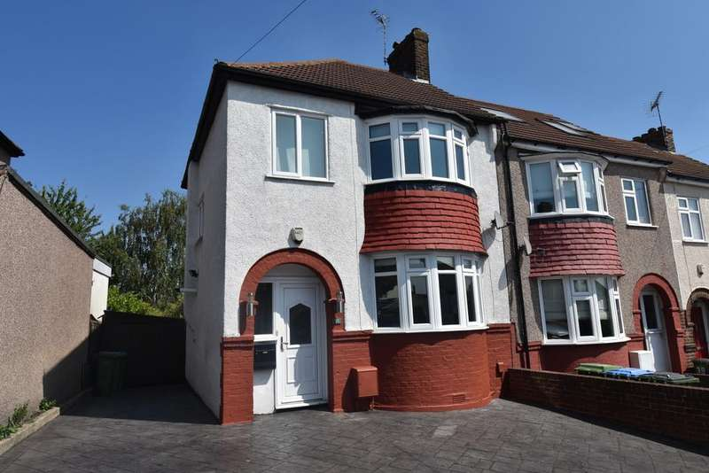 3 Bedrooms End Of Terrace House for sale in Thornhill Avenue London SE18
