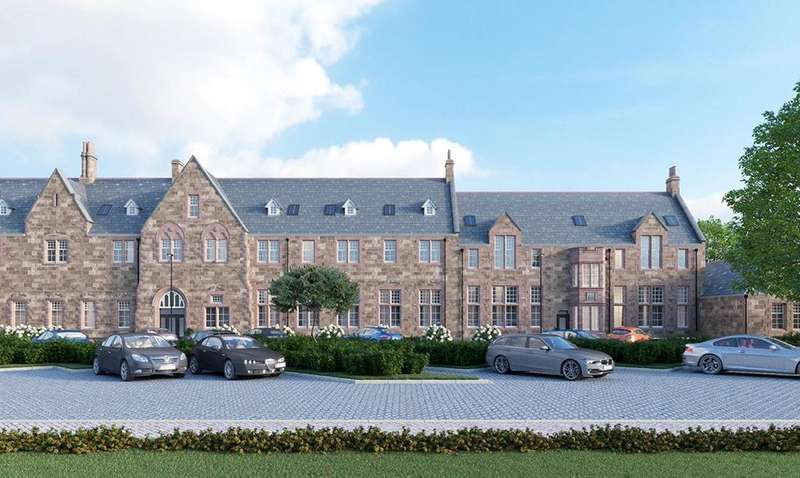 2 Bedrooms Apartment Flat for sale in Plot 4, Guthrie Gardens, Lasswade Road, Edinburgh, Midlothian