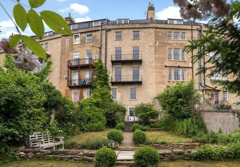 6 Bedrooms Terraced House for sale in Widcombe Crescent, Bath, BA2