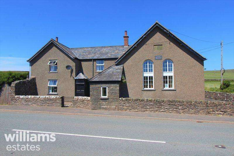 3 Bedrooms Detached House for sale in Glasfryn, Corwen