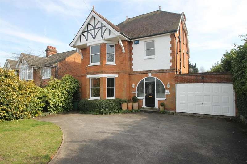 5 Bedrooms Detached House for sale in Buckland Hill, Maidstone
