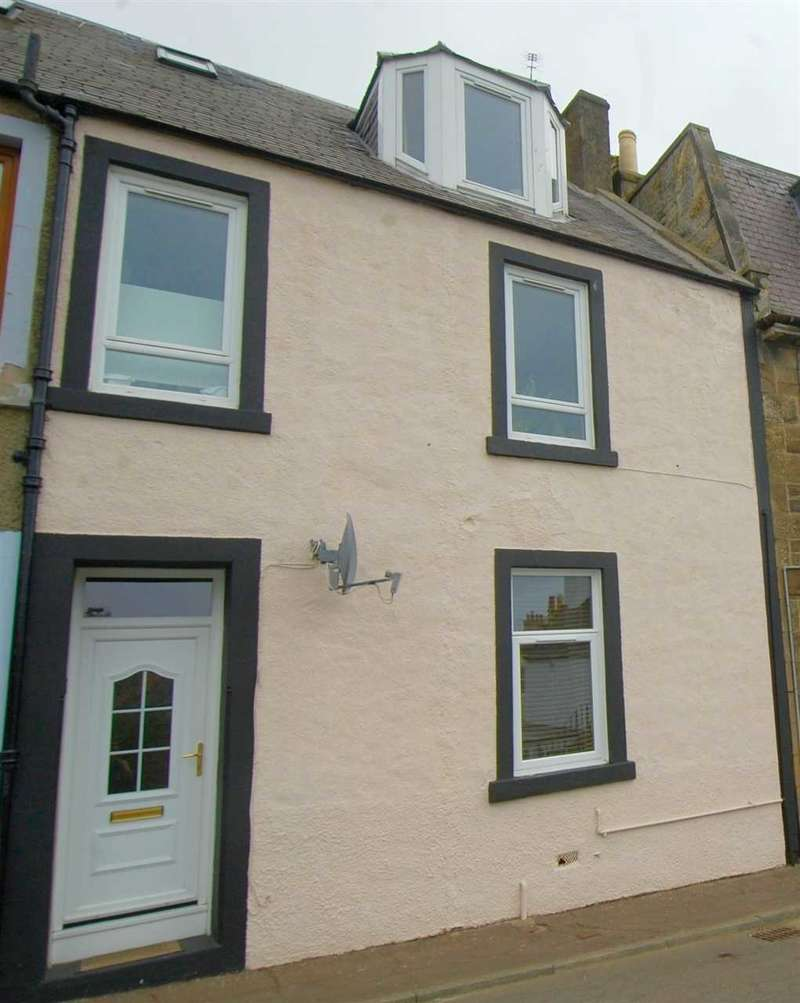 1 Bedroom Apartment Flat for sale in Murrell Terrace, Aberdour