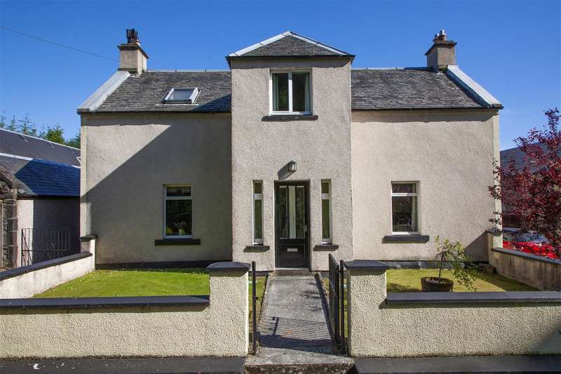 4 Bedrooms Detached House for sale in Hillfoot Farm, Dollar