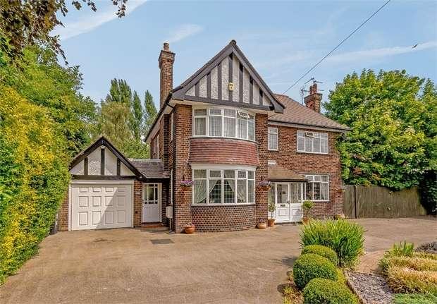 4 Bedrooms Detached House for sale in Westdale Lane, Mapperley, Nottingham