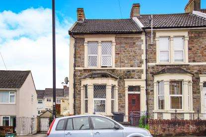 3 Bedrooms End Of Terrace House for sale in Air Balloon Road, Bristol, Somerset