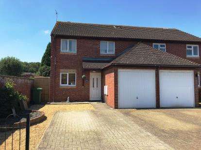 4 Bedrooms Semi Detached House for sale in Caxton Road, Old Wolverton, Milton Keynes, Buckinghamshire