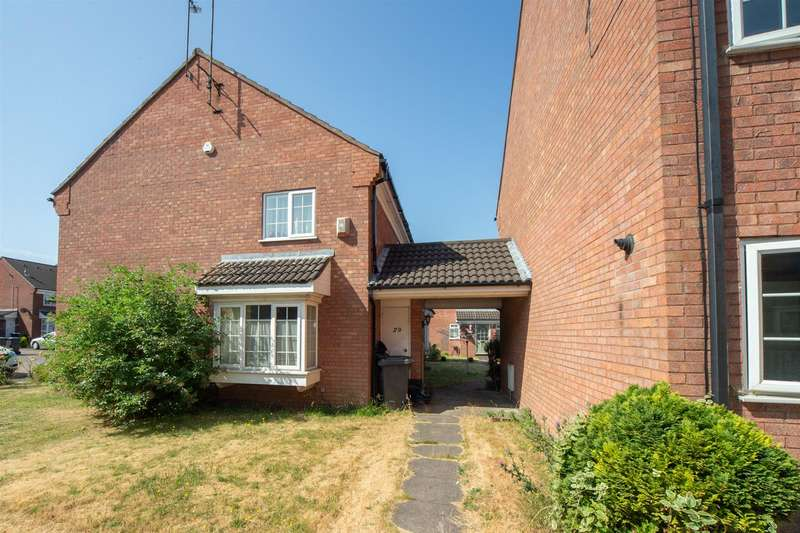 1 Bedroom End Of Terrace House for sale in Howard Close, Luton