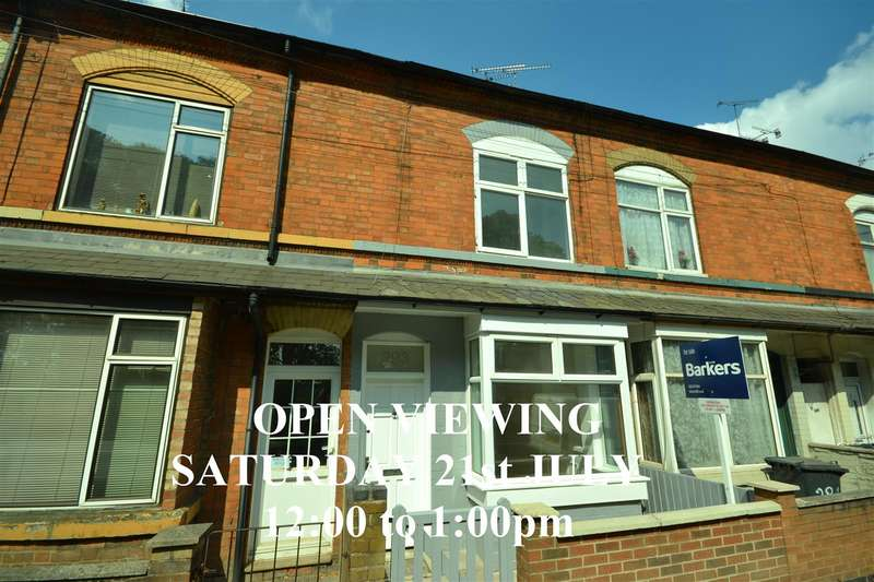 3 Bedrooms Terraced House for sale in Saffron Lane Leicester