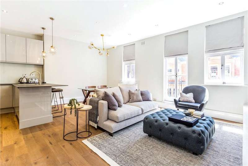 2 Bedrooms Flat for sale in Arlington Street, London, SW1A