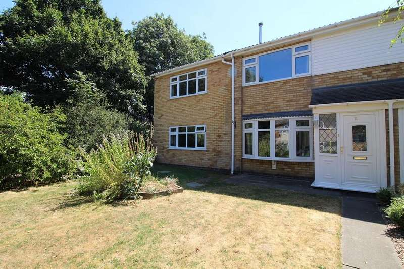 5 Bedrooms Semi Detached House for sale in Coachmans Court, Shepshed