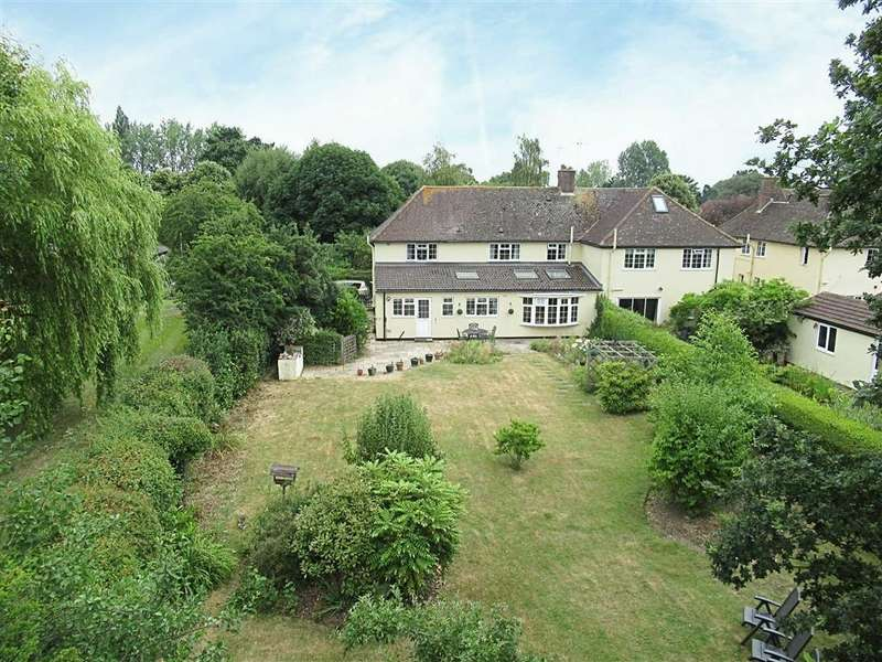 4 Bedrooms Semi Detached House for sale in Birch Green, Near Hertford, SG14