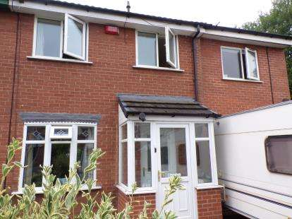 3 Bedrooms Semi Detached House for sale in Malpas Avenue, Wigan, Greater Manchester, WN1