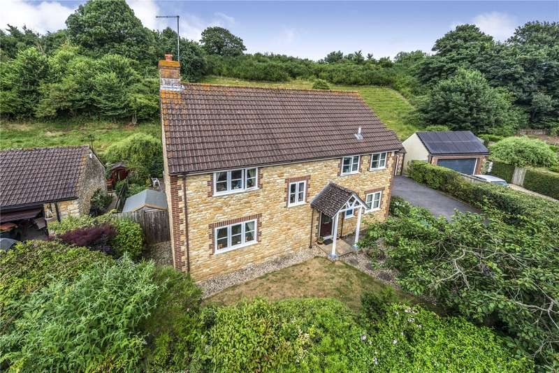 4 Bedrooms Detached House for sale in George Court, Coombe, Sherborne, DT9