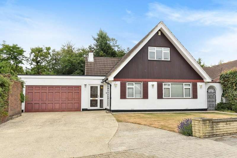 4 Bedrooms Detached House for sale in Hardcourts Close, West Wickham