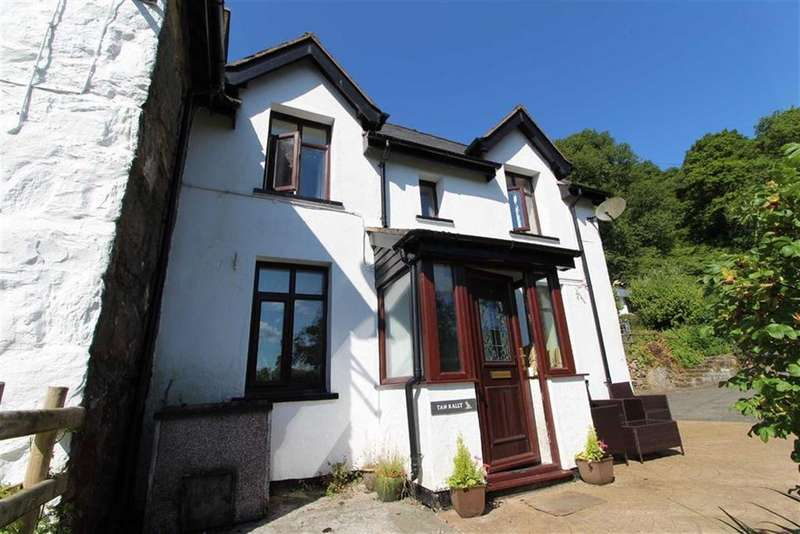 2 Bedrooms Cottage House for sale in Tanrallt, Capel Curig