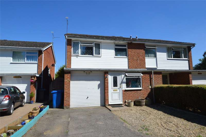 3 Bedrooms Semi Detached House for sale in Cox Green Lane, Maidenhead, Berkshire, SL6
