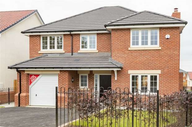 4 Bedrooms Detached House for sale in Eve Lane, Durham Gate, Spennymoor