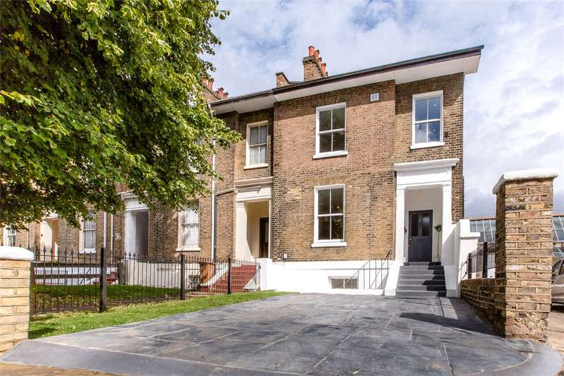 5 Bedrooms House for sale in Andrews Road, London, E8