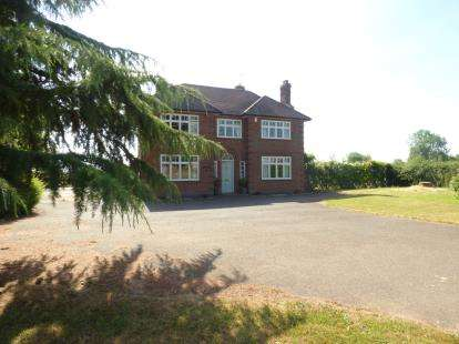 4 Bedrooms Detached House for sale in Measham Road, Appleby Magna, South Derbyshire