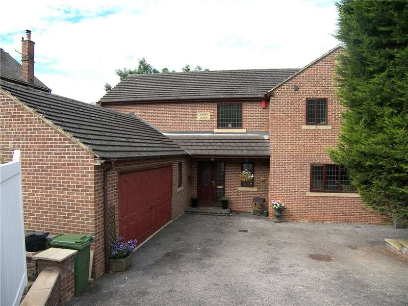 4 Bedrooms Detached House for sale in Derby Road, Ambergate, Belper, Derbyshire, DE56
