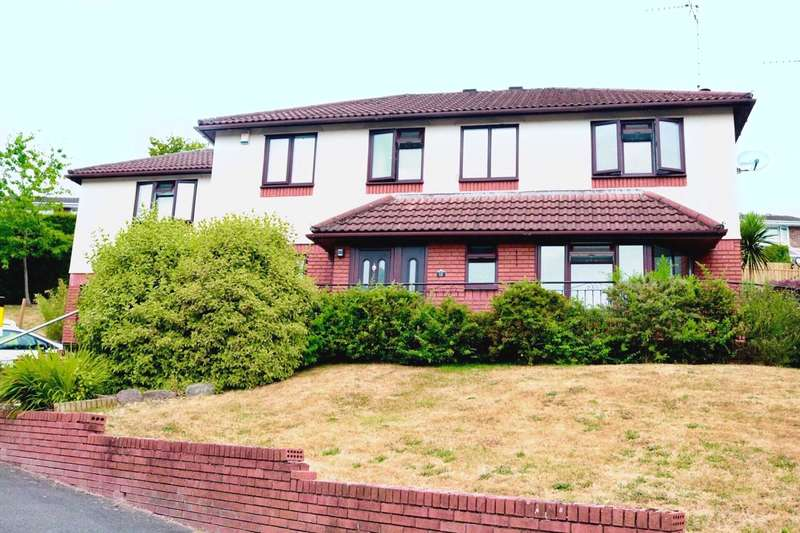 4 Bedrooms Detached House for sale in Brooklea, Caerleon, Newport, NP18