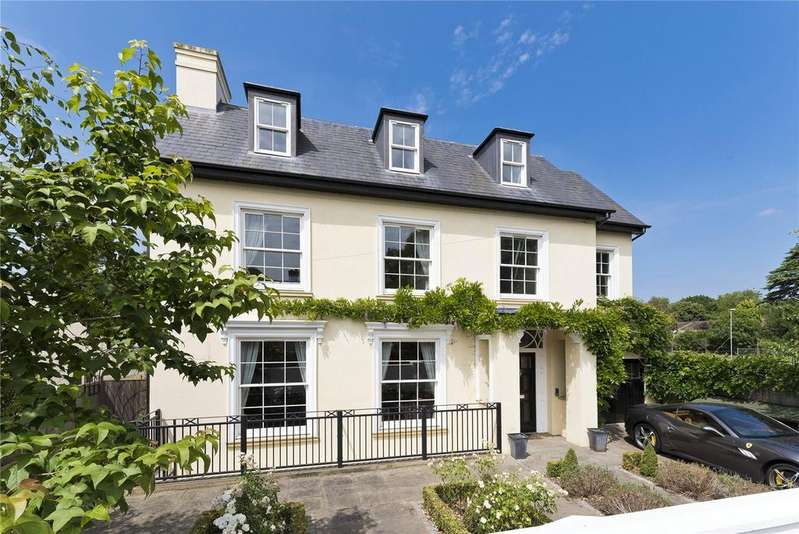 7 Bedrooms Detached House for sale in Church Road, East Molesey, Surrey, KT8
