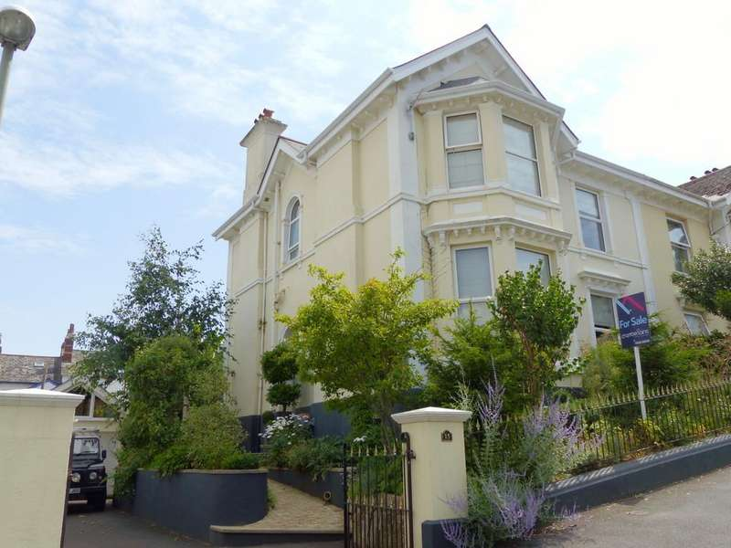 6 Bedrooms Semi Detached House for sale in Powderham Road, Newton Abbot