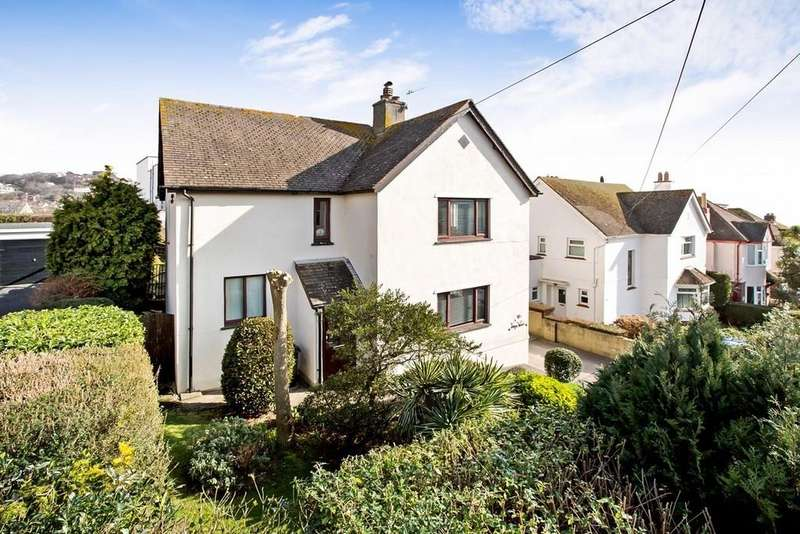 4 Bedrooms Detached House for sale in Inverteign Drive, Teignmouth
