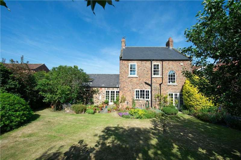 5 Bedrooms Semi Detached House for sale in Minskip, York, North Yorkshire, YO51