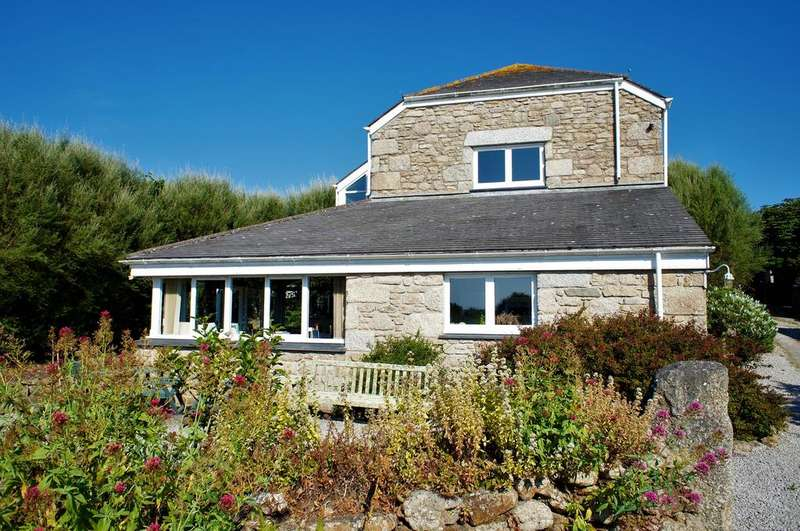 2 Bedrooms Barn Conversion Character Property for sale in Raginnis Farm, Mousehole TR19