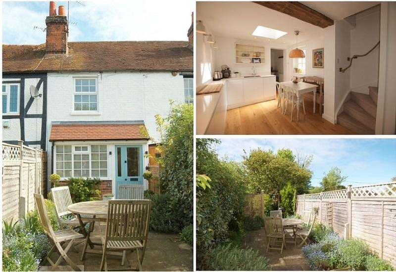 2 Bedrooms Terraced House for sale in Church Road, COOKHAM DEAN, SL6
