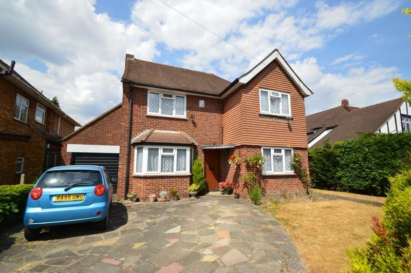 3 Bedrooms Detached House for sale in Wood Lane Close, Iver Heath, SL0