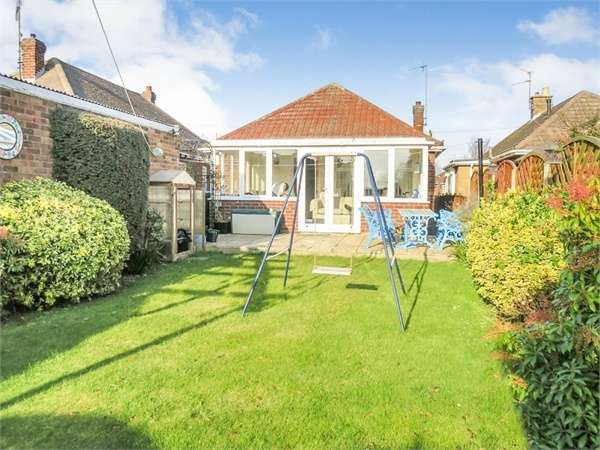 3 Bedrooms Detached Bungalow for sale in Priory Road, Fishtoft, Boston, Lincolnshire