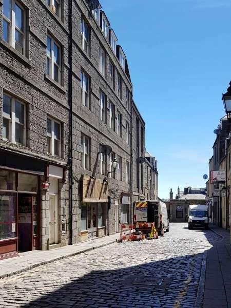 1 Bedroom Flat for sale in Adelphi, Aberdeen, AB11 5BL