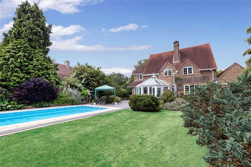 4 Bedrooms Detached House for sale in Chandlers Hill, Iver Heath, Buckinghamshire, SL0
