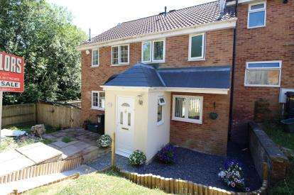 2 Bedrooms Terraced House for sale in The Ridings, Withywood, Bristol