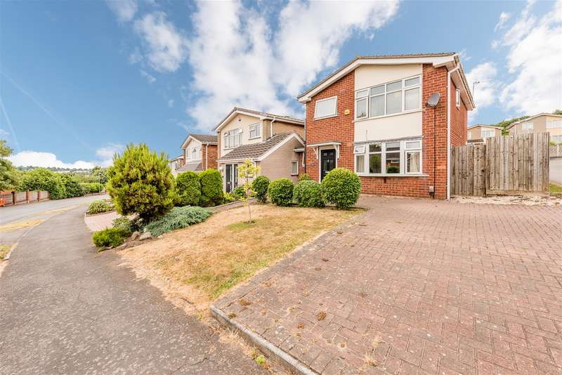 4 Bedrooms Detached House for sale in Stamford Road, Brierley Hill, DY5 2PZ