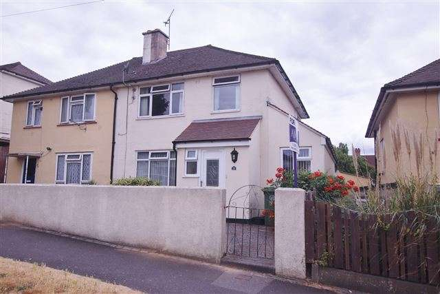 3 Bedrooms Semi Detached House for sale in Blakemere Crescent, Paulsgrove, Portsmouth, Hampshire, PO6 3SG