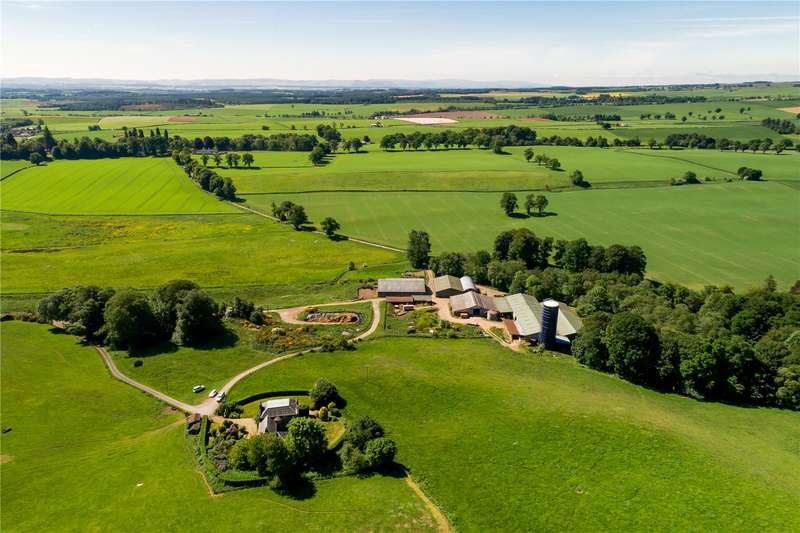 5 Bedrooms Farm Commercial for sale in Mains of Airleywight &Backmill Farm, Bankfoot, By Perth, Perthshire, PH1
