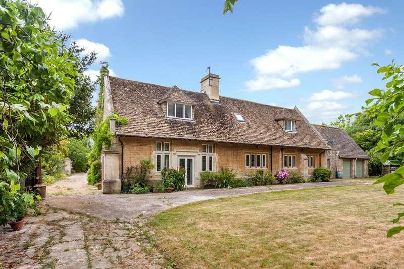 4 Bedrooms Semi Detached House for sale in Shaw Hill, Melksham