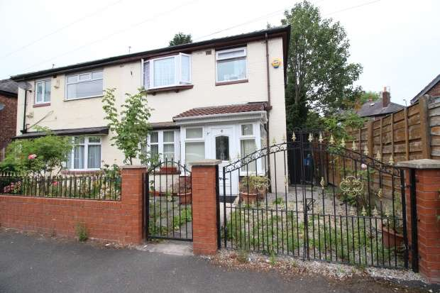 4 Bedrooms Semi Detached House for sale in Telfer Road, Manchester, Greater Manchester, M13 0XS