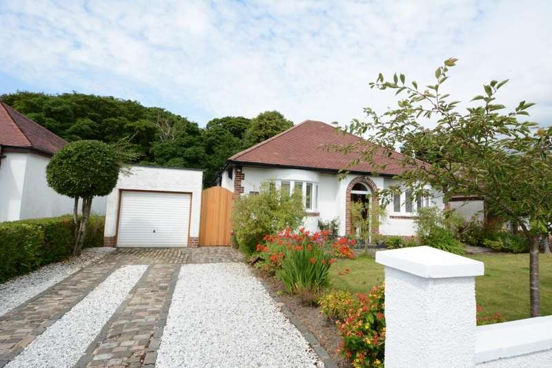 2 Bedrooms Detached Bungalow for sale in 19 Barr Crescent, Largs, KA30 8PX