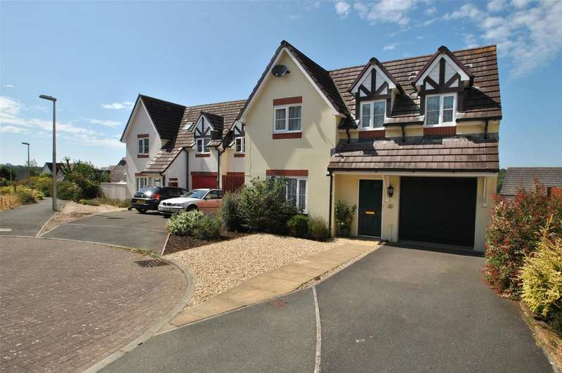4 Bedrooms Detached House for sale in Thornton Close, Bideford