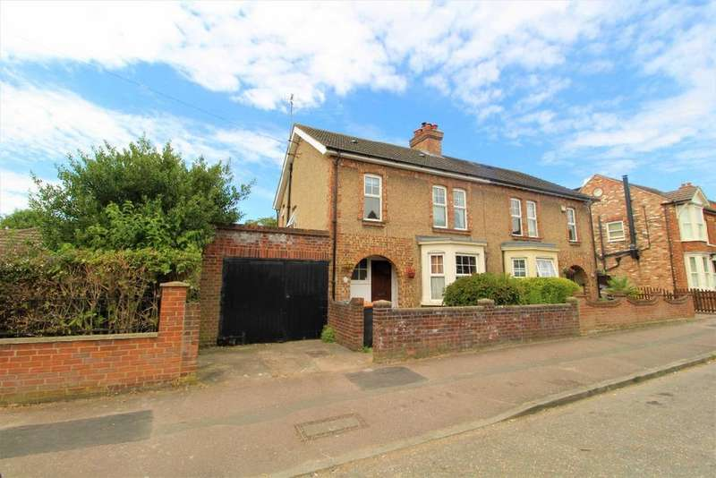3 Bedrooms Semi Detached House for sale in Silverdale Street, Kempston, MK42