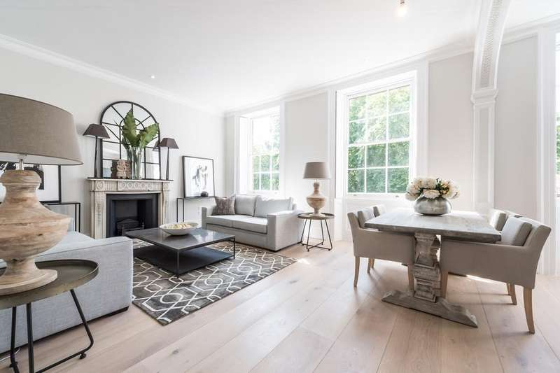 2 Bedrooms Flat for sale in Bryanston Square, London W1H