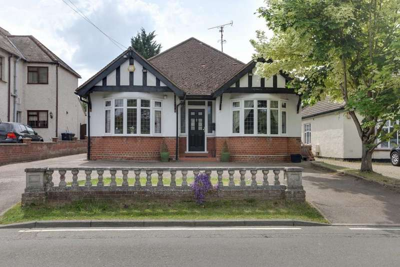 4 Bedrooms Detached Bungalow for sale in Old Road, Old Harlow