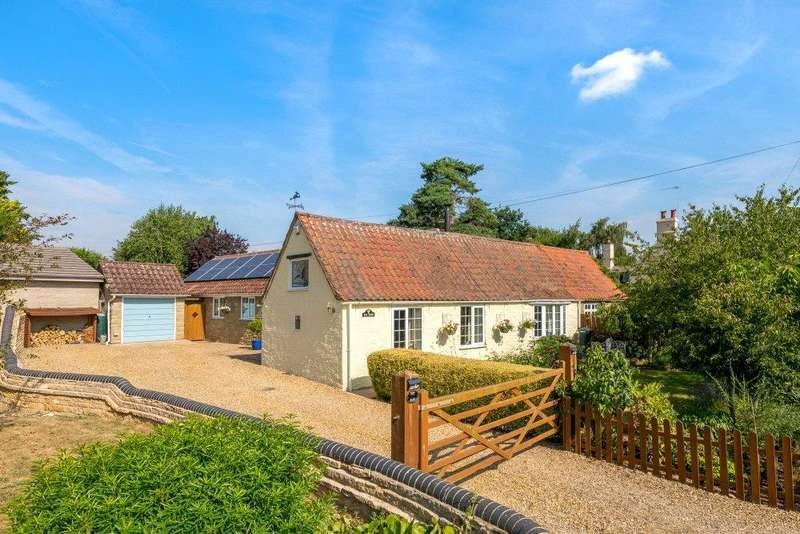 3 Bedrooms Barn Conversion Character Property for sale in Braceborough, Stamford, PE9