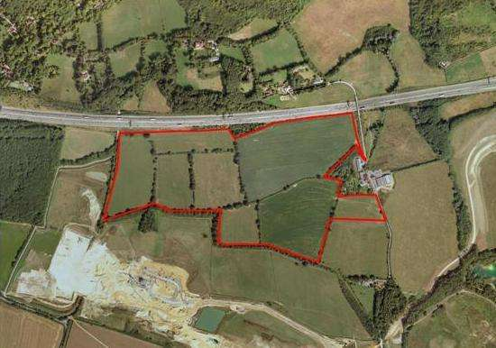 Farm Commercial for sale in Land at Brewerstreet Farm, Bletchingley, Surrey